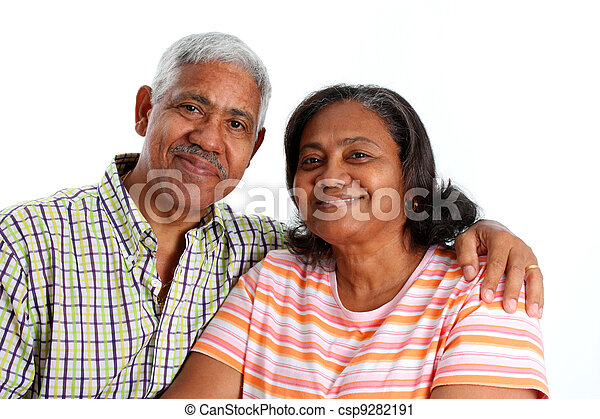 couples aînés - csp9282191