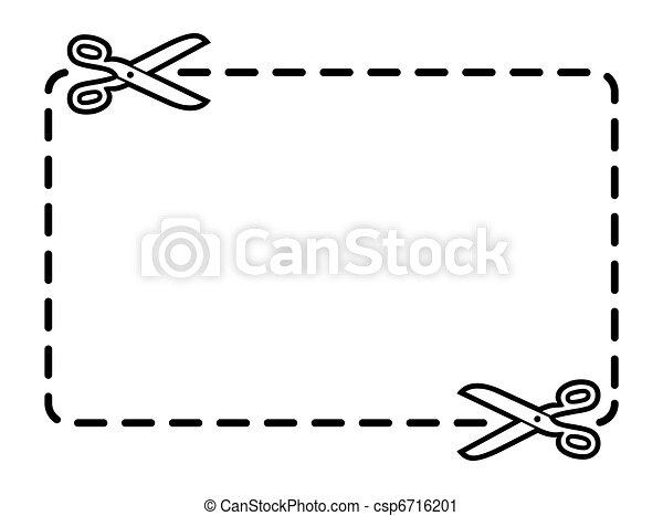 Coupon Border Illustrations And Clip Art 7 365 Coupon Border
