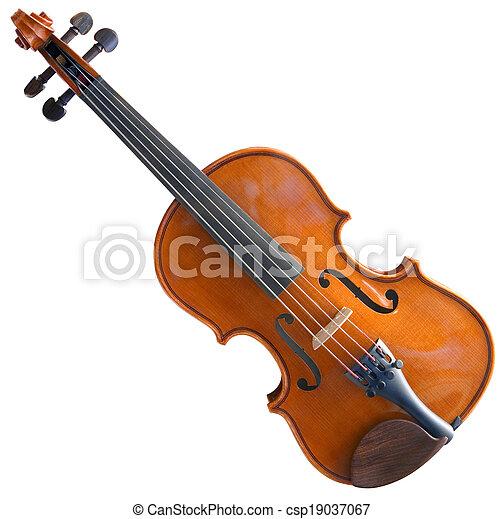 coupure, violon - csp19037067