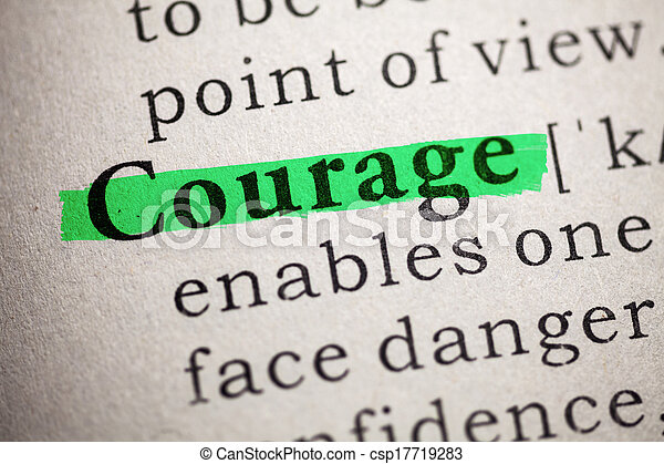 courage - csp17719283