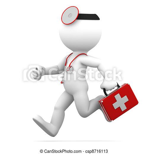 courant, docteur - csp8716113