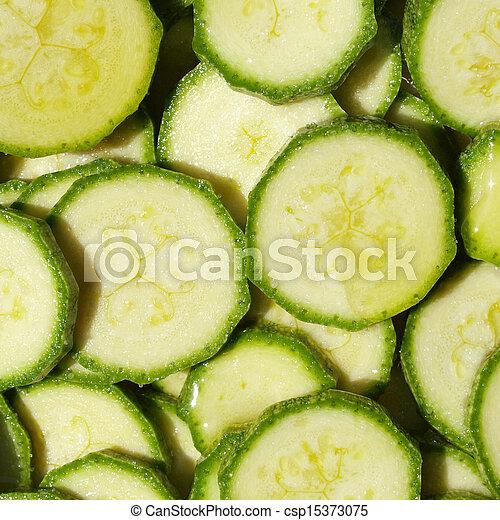 Courgettes zucchini - csp15373075
