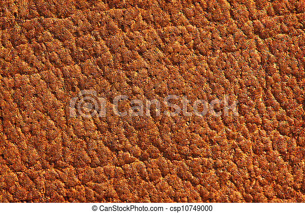 couro, antigas, camurça, textura, marrom - csp10749000