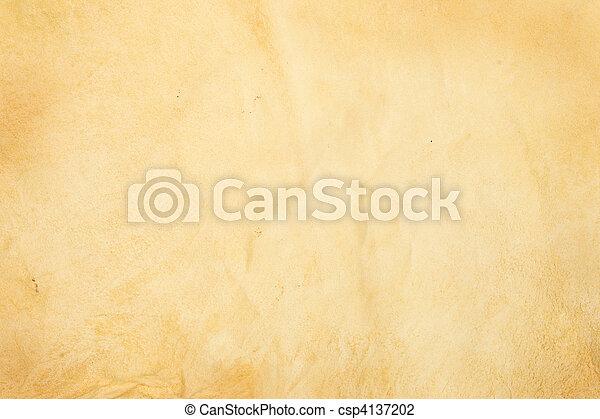 couro, camurça - csp4137202