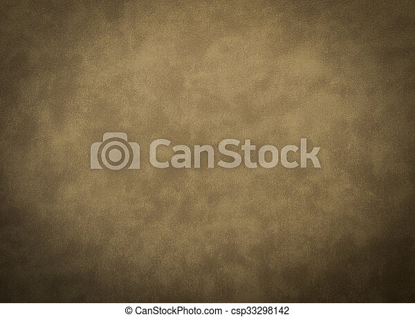 couro, marrom, antigas, fundo - csp33298142
