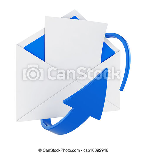 courrier - csp10092946