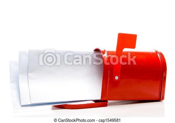 courrier - csp1549581