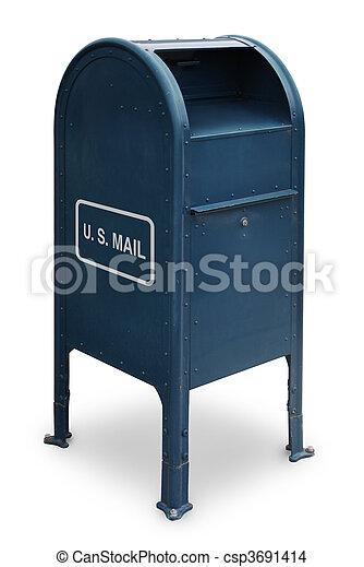 courrier, nous - csp3691414