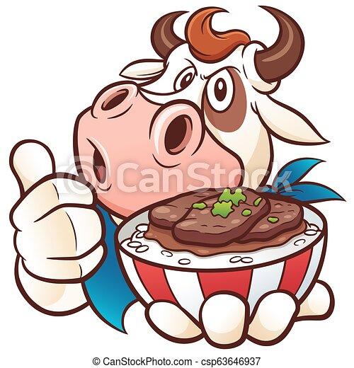 Cow - csp63646937