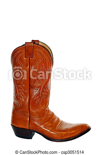 Cowboy Boot - csp3051514