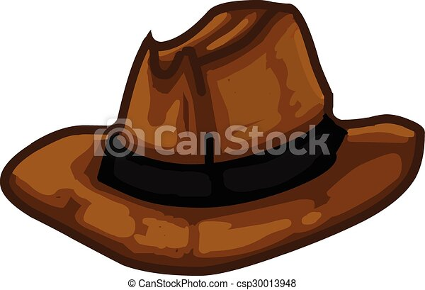 Cowboy Hat - csp30013948
