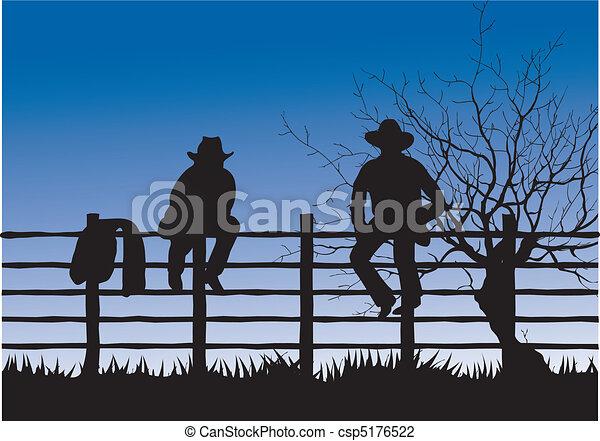 Cowboys - csp5176522