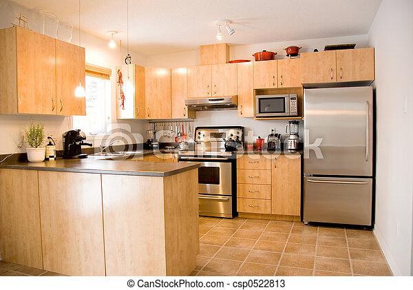 cozinha - csp0522813