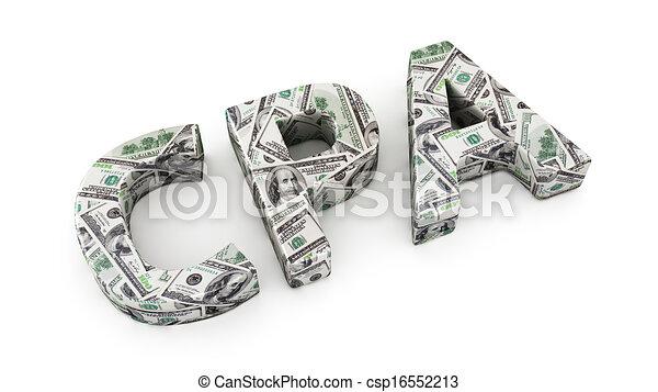 CPA profit - csp16552213