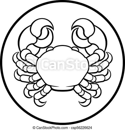 Crab Cancer Horoscope Birth Sign Crab Astrology Zodiac Signs