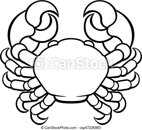 Crab Cancer Horoscope Zodiac Sign Astrology Horoscope Zodiac Signs