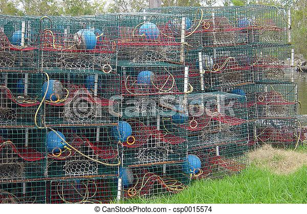 Crab Traps1 - csp0015574
