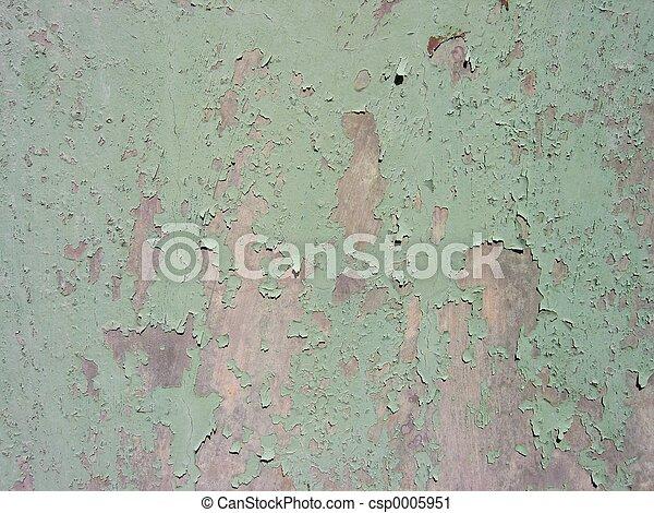 cracked paint - csp0005951