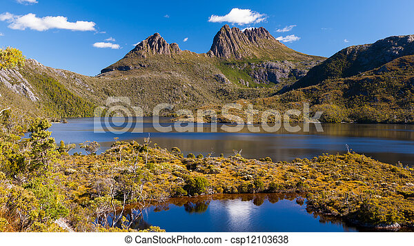 Cradle Mountain Tasmania - csp12103638