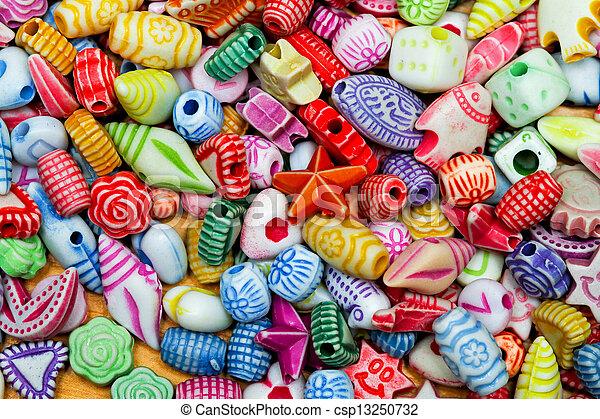 Craft beads - csp13250732