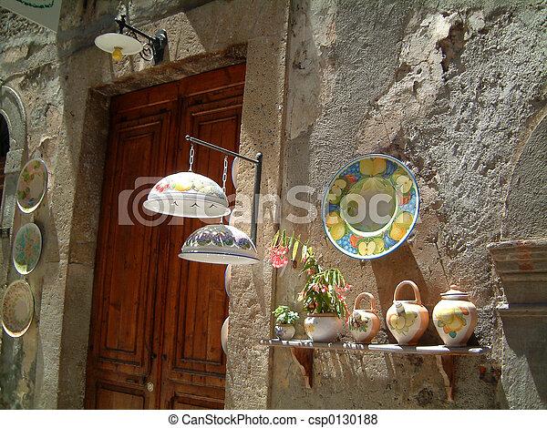 craft dispay tuscany - csp0130188