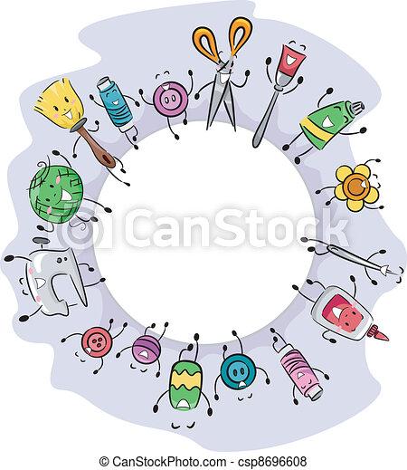 Craft Materials - csp8696608