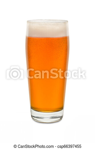 Craft Pub Glass with Beer #2 - csp66397455