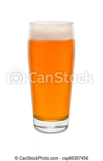 Craft Pub Glass with Beer #3 - csp66397456