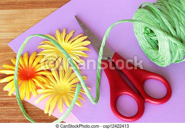 Craft Supplies 1 - csp12422413