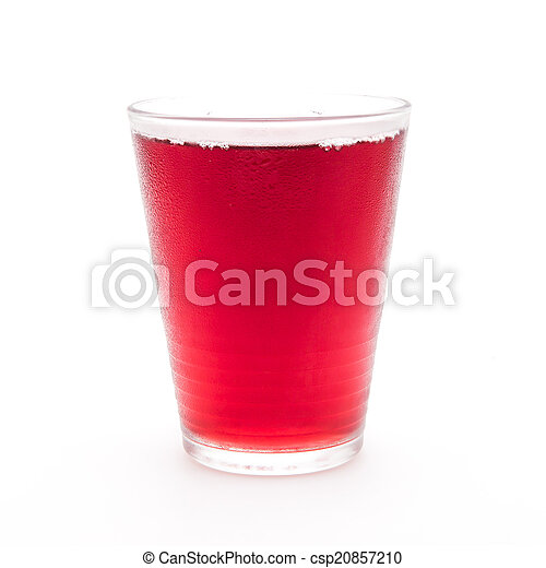 Cranberry juice - csp20857210