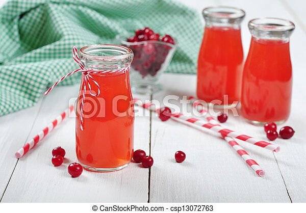Cranberry juice - csp13072763