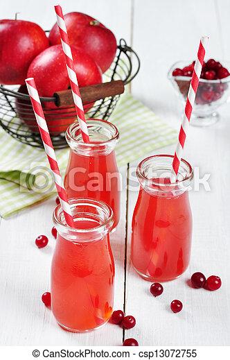 Cranberry juice - csp13072755