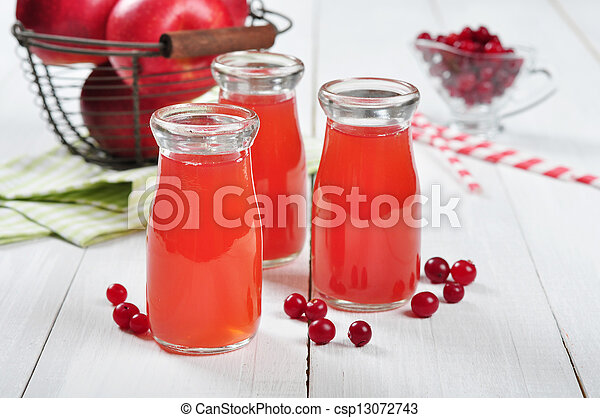 Cranberry juice - csp13072743