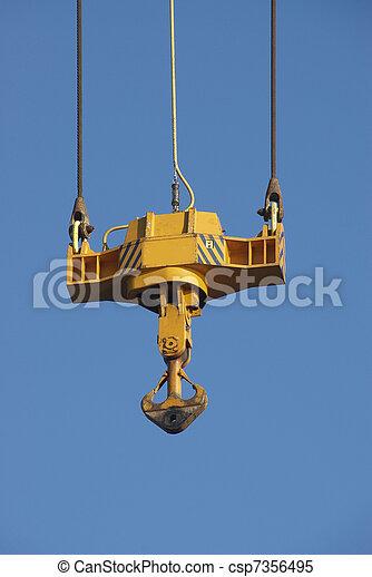 crane hook - csp7356495