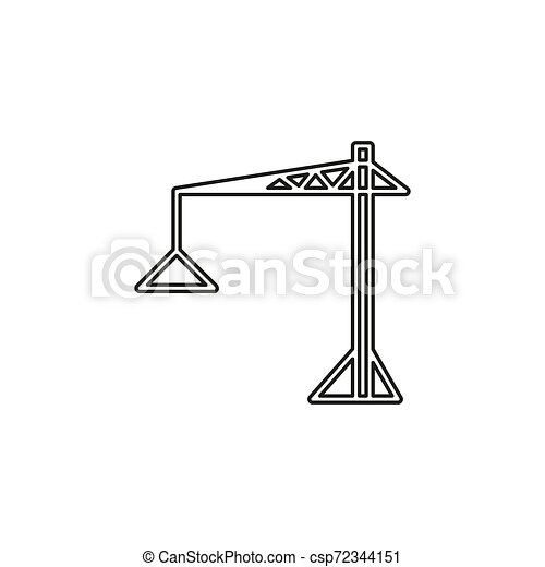 Free Clipart Of A Construction Crane - Construction Crane Clip Art - Free  Transparent PNG Clipart Images Download