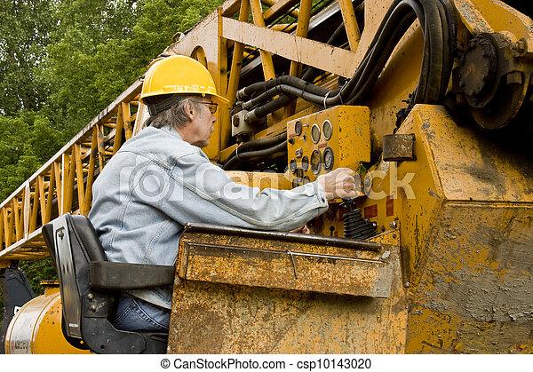 crane operator - csp10143020