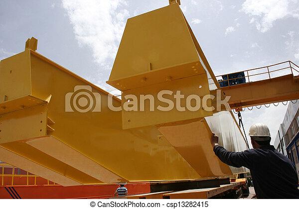 Crane - csp13282415