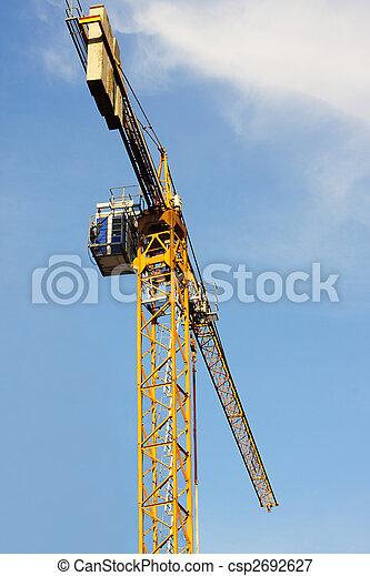 Crane - csp2692627