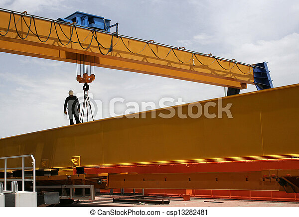 Crane - csp13282481