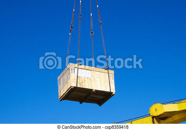 crane - csp8359418