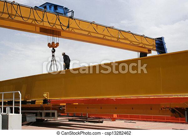 Crane - csp13282462