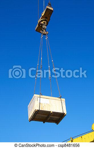 crane - csp8481656