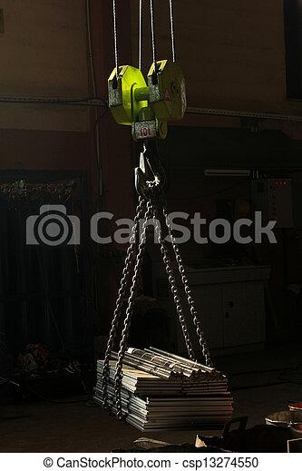Crane - csp13274550