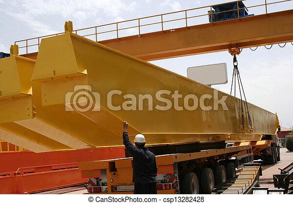 Crane - csp13282428