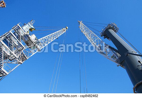 crane - csp8482462