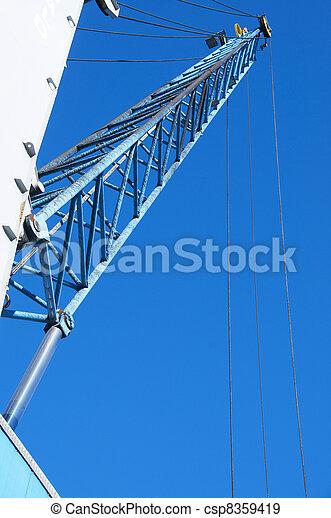 crane - csp8359419