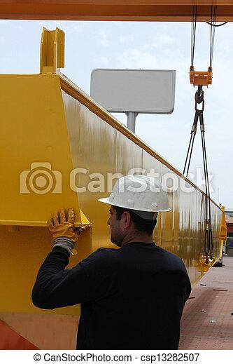 Crane - csp13282507
