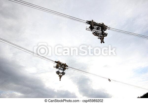 Crane - csp45989202
