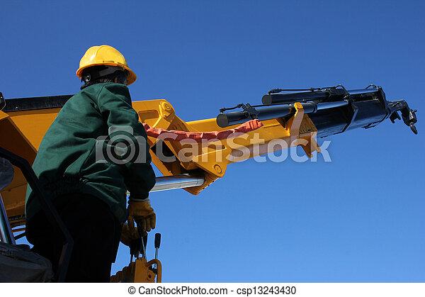 Crane - csp13243430