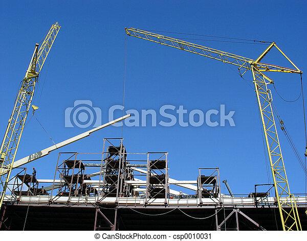 Cranes - csp0010031
